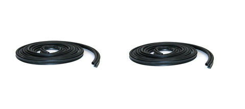 KG3088 Front Door Seal Kit Extended & Crew Cab Chevy S10, GMC S15, Sonoma - Weather Strip Depot