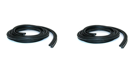 KG3091 Rear Door Seal Kit DS and PS S10 Blazer, S15 Jimmy, Bravada, Envoy - Weather Strip Depot