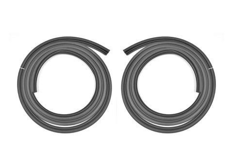 KG3155 1976-1987 Chevrolet Chevette Door Seal Kit, Driver Side & Passenger Side - Weather Strip Depot