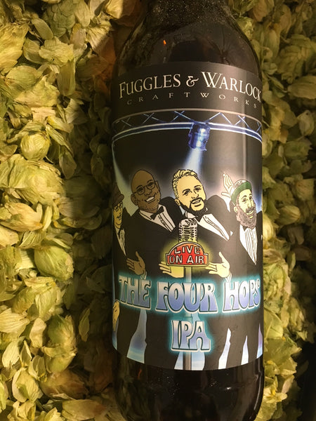 New and Unique: Fuggles and Warlock's The Four Hops IPA