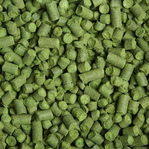 Debittered Aged Lambic Style Hops