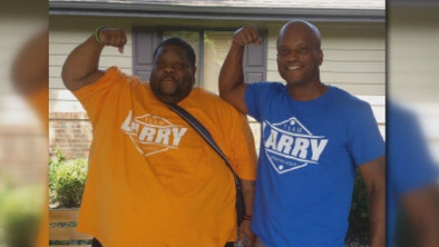Team Larry Let's Shrink Obesity Story