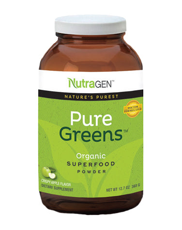 Pure Greens (Apple Flavored)