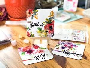 Just for Today Card Deck + Easel