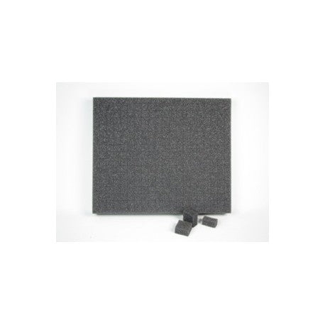 4 Inch Battle Foam Small Pluck Foam Tray (BFS)