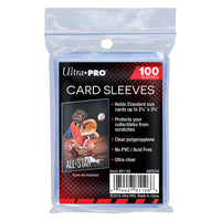Ultra Pro Soft Card Sleeves (Penny Sleeves) 100