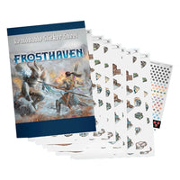 *Forudbestilling* Frosthaven: Removable sticker set