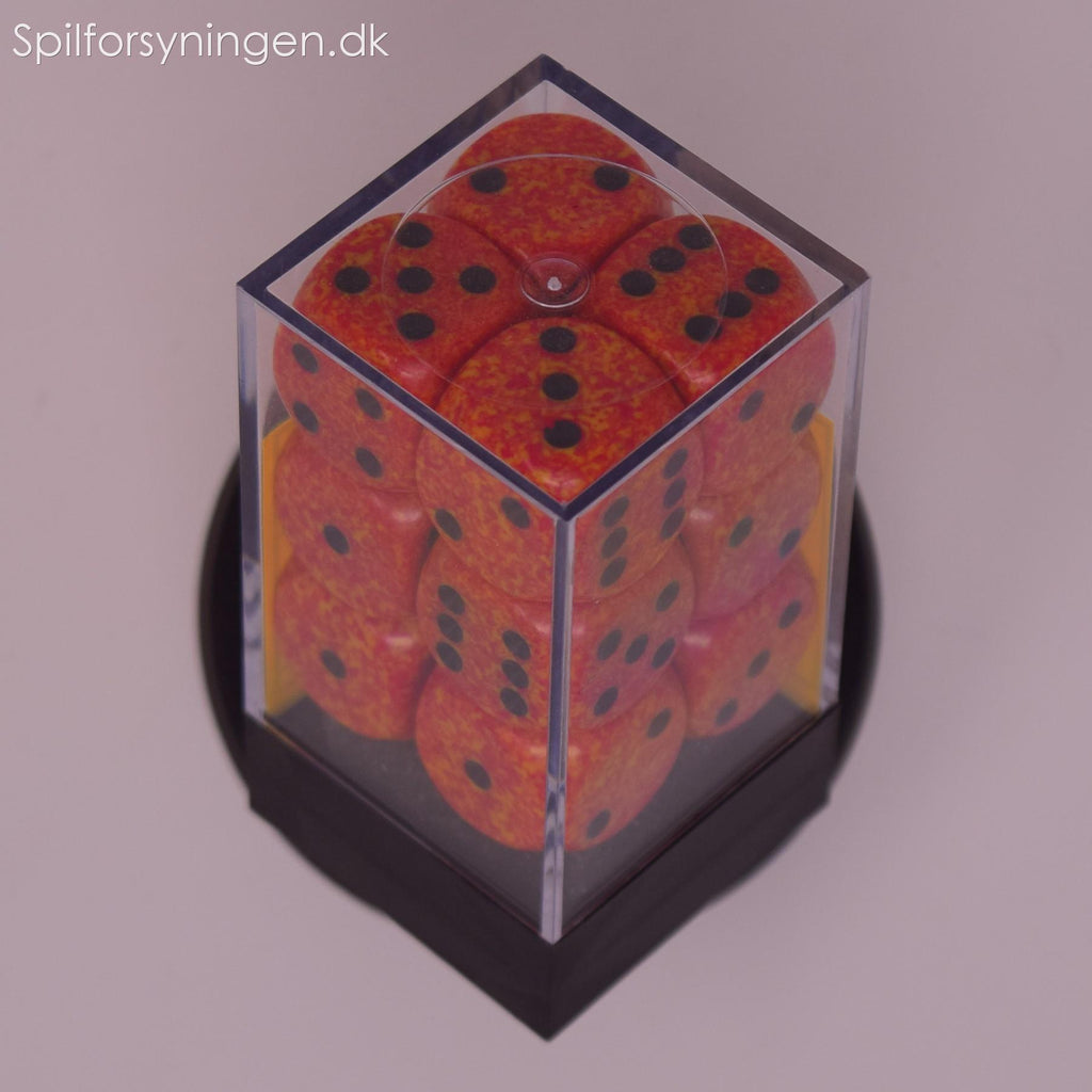 Speckled – d6 Fire™ Dice Block™