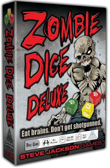 Zombie Dice Deluxe (Eng)