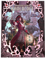 *Forudbestilling* Dungeons & Dragons 5th Edition Van Richten's Guide to Ravenloft - Alt Art Cover