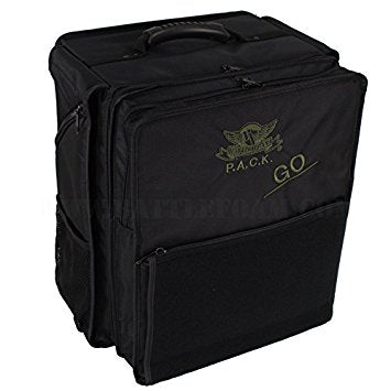 P.A.C.K. Go Pluck Foam Load Out (Black)