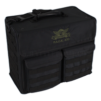 P.A.C.K. 432 Molle Horizontal Pluck Foam Load Out (Black)