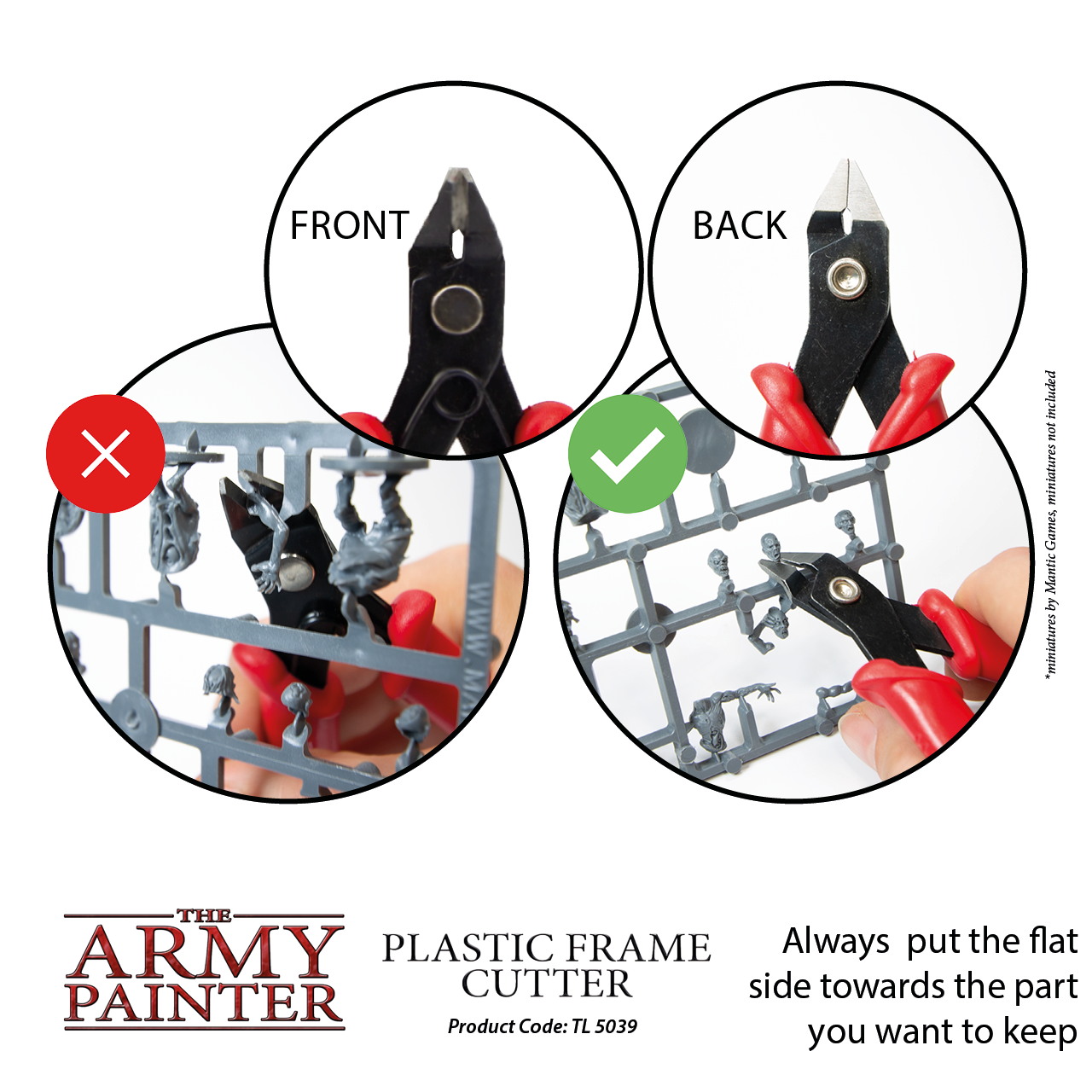 Army Painter Plastic Frame Cutter