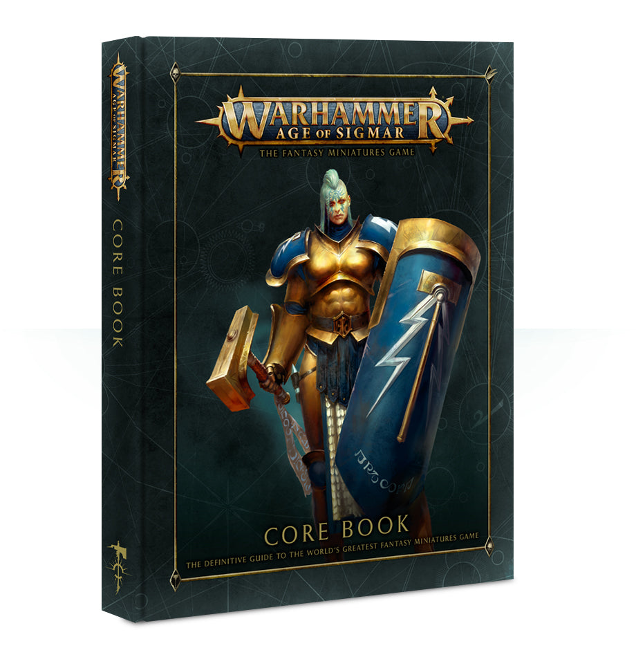 Warhammer Age of Sigmar Core Book (Eng)