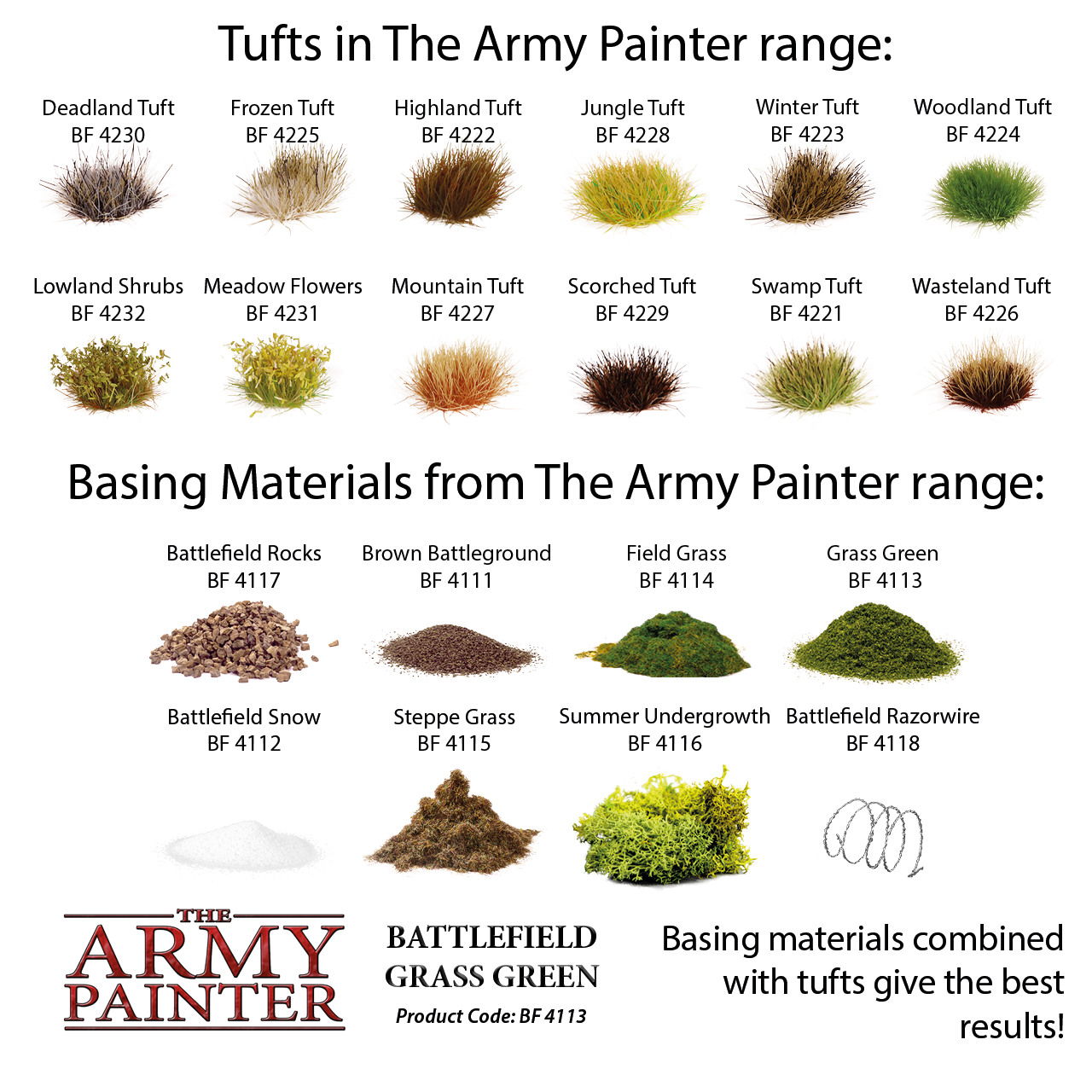 Army Painter Battlefield Grass Green