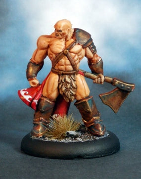 Reaper Bones - Goldar Male Barbarian