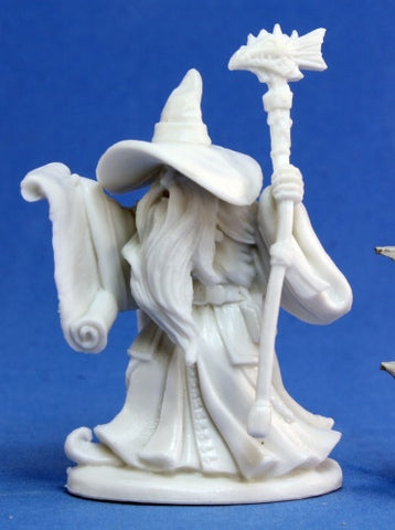 Reaper Bones - Galladon, Male Wizard