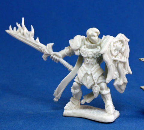 Reaper Bones - Almaran the Gold, Paladin