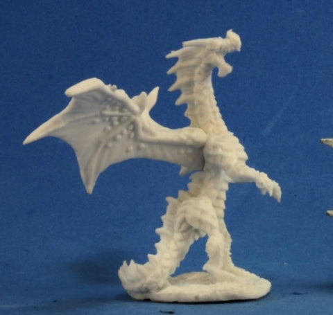Reaper Bones - Dragon Hatchling Red