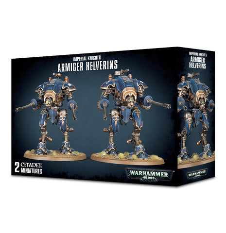 Imperial Knights Armiger Helverins