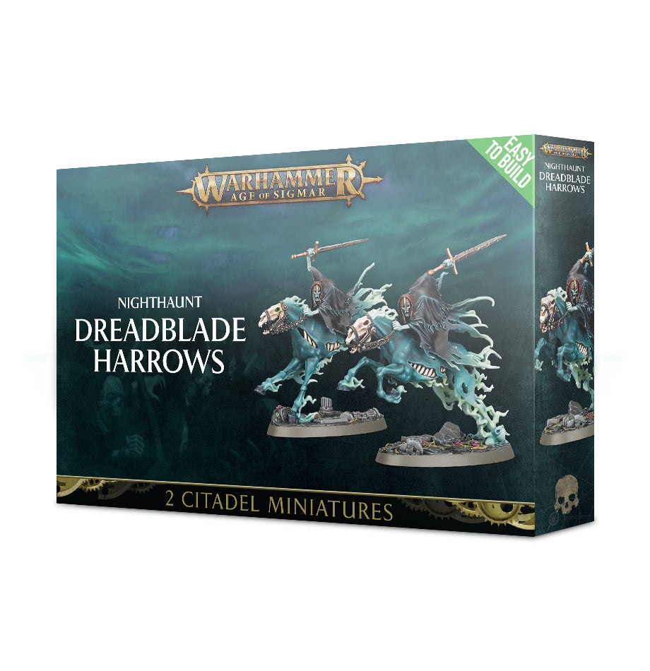 Nighthaunt Dreadblade Harrows (ETB)