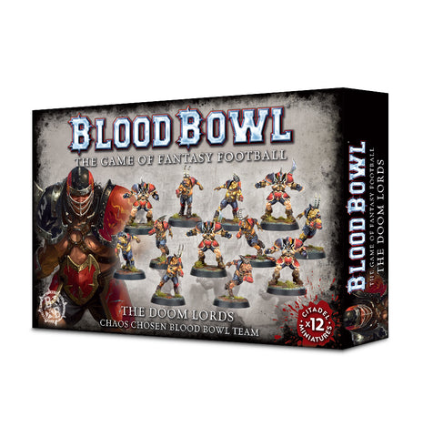 Blood Bowl - The Doom Lords Team