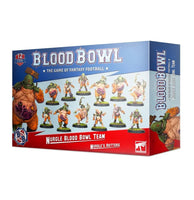 Blood Bowl - Nurgle's Rotters Team