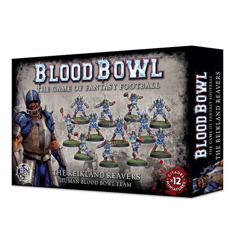 Blood Bowl - The Reikland Reavers Team
