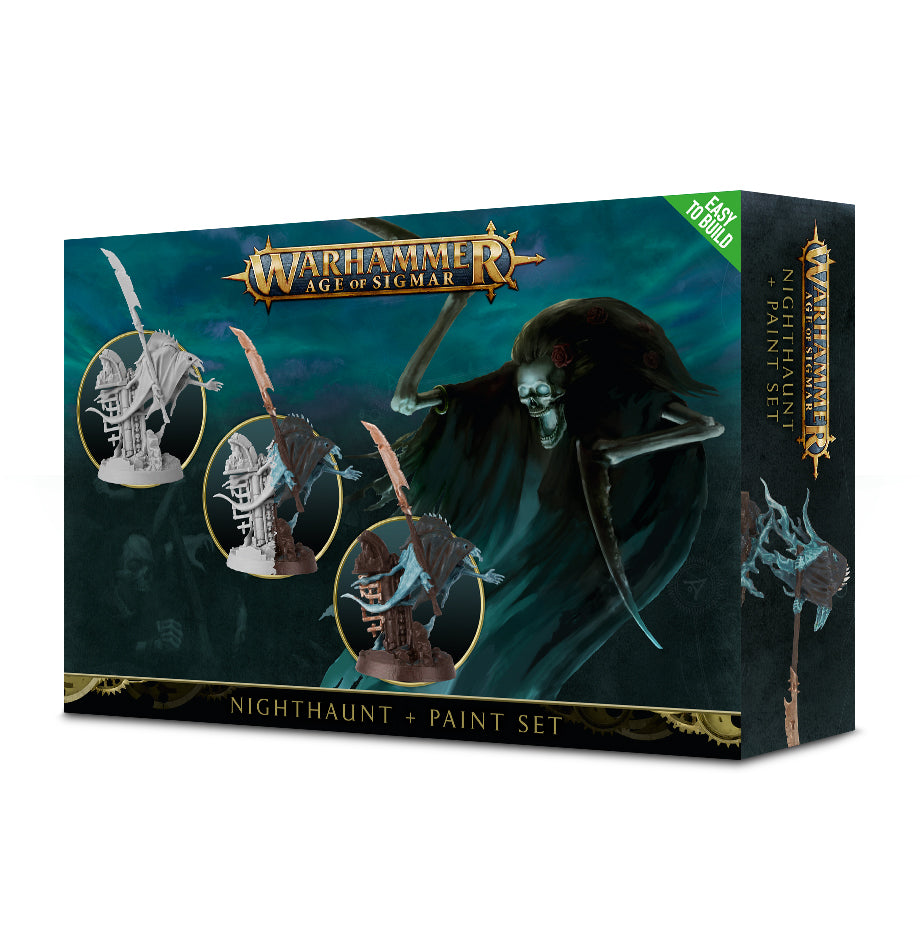 Nighthaunt and Paint Set