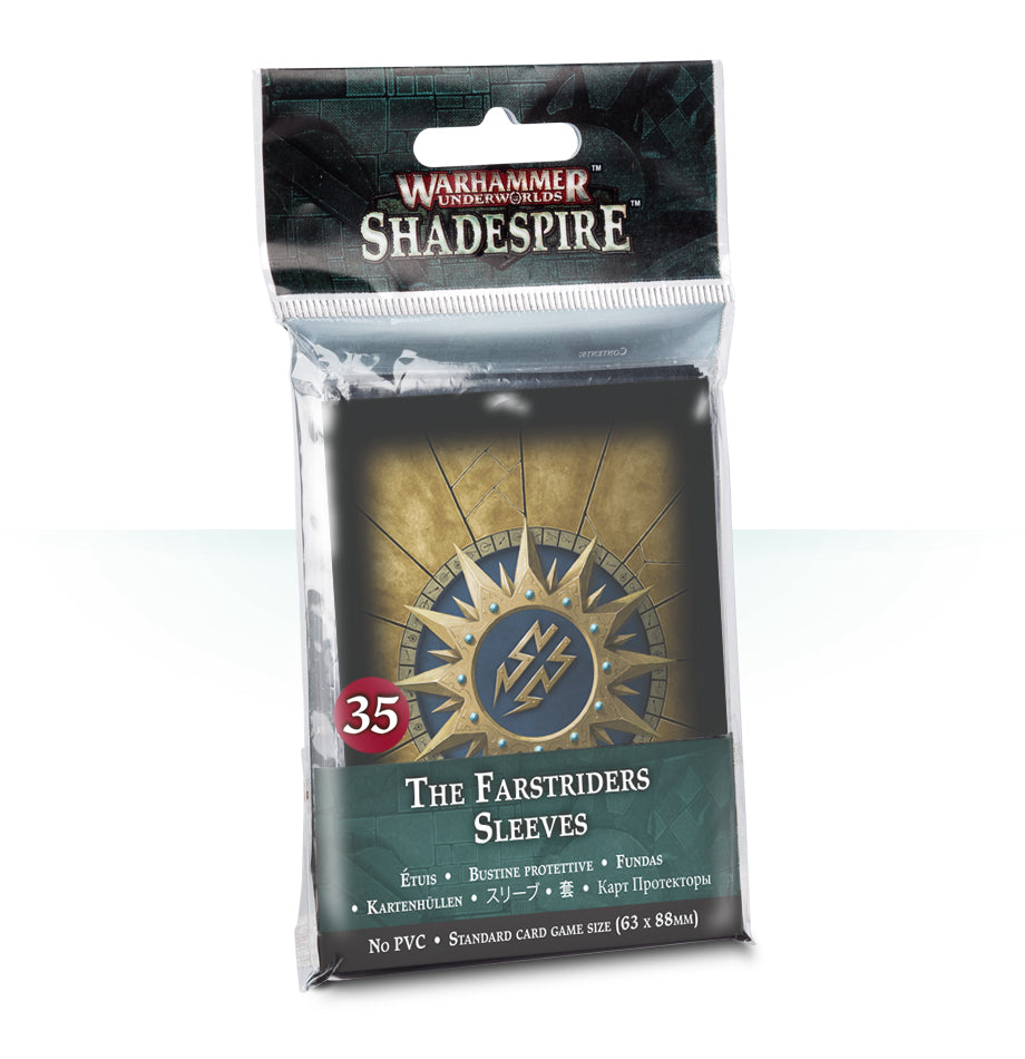 Shadespire: The Farstriders Sleeves