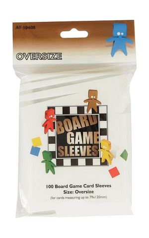 Board Game Sleeves - Oversize