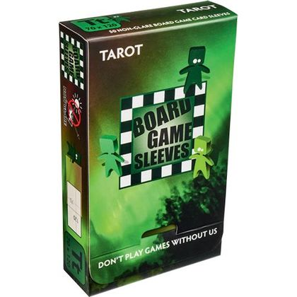 Board Game Sleeves - Tarot (50 Non-Glare)