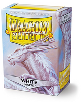 Dragon Shield Matte Sleeves (100) - White
