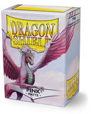 Dragon Shield Matte Sleeves (100) - Pink