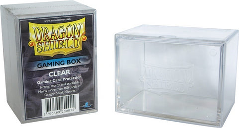 DS: Gaming Box - CLEAR