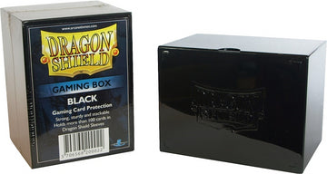 Dragon Shield Strongbox - Black