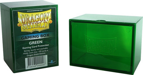 DS: Gaming Box - GREEN