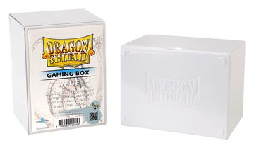 Dragon Shield Strongbox - White