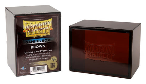 DS: Gaming Box - BROWN