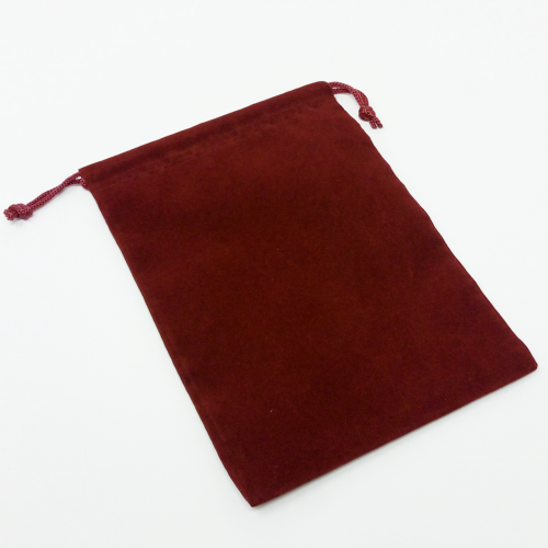 Dice Bag Burgundy - Large