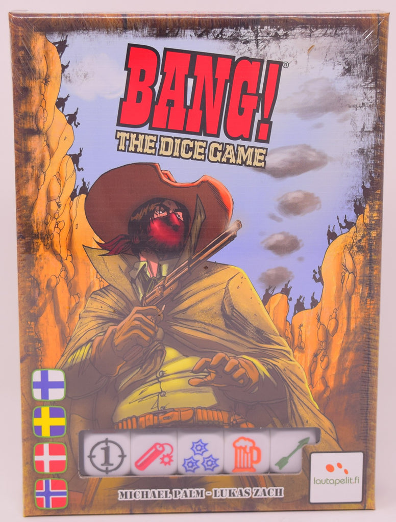 BANG! - The Dice Game (Nordic)