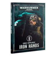 Codex: Iron Hands (Hb) (Eng)