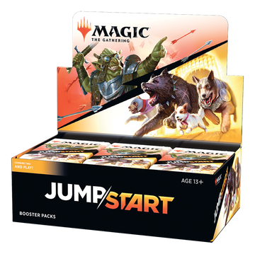 *Forudbestilling* Magic Jumpstart Display
