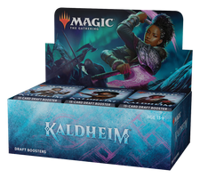 Magic Kaldheim Draft Display