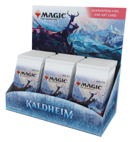 *Forudbestilling* Magic Kaldheim Set Display