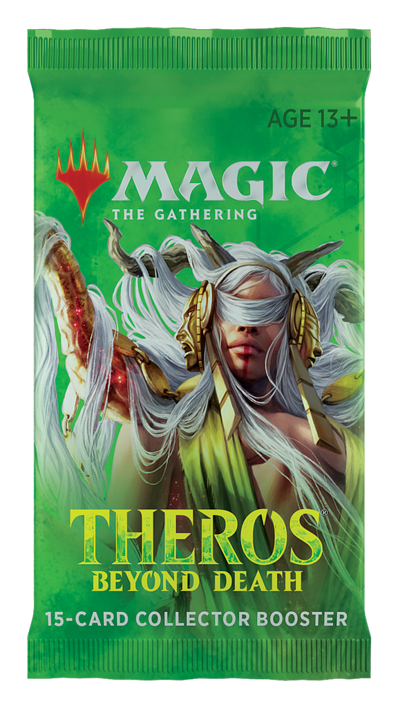 Magic Theros Beyond Death Collectors Booster
