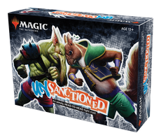 Magic Unsanctioned
