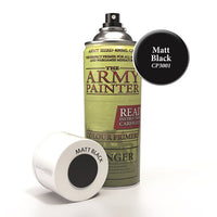 Army Painter Matt Black Primer