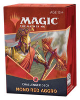 *Forudbestilling* Magic Challenger Deck 2021 Mono-Red Aggro