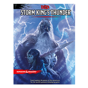 D&D 5th Ed. Storm King's Thunder